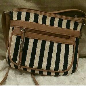 Rosetti cross body handbag